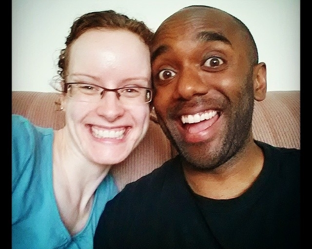 Wife birthday selfie!  Wibirfie! #selfiegram #allthefilters