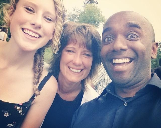 Younger-sibling selfie!  Yosibfie!  #selfiegram #allthefilters