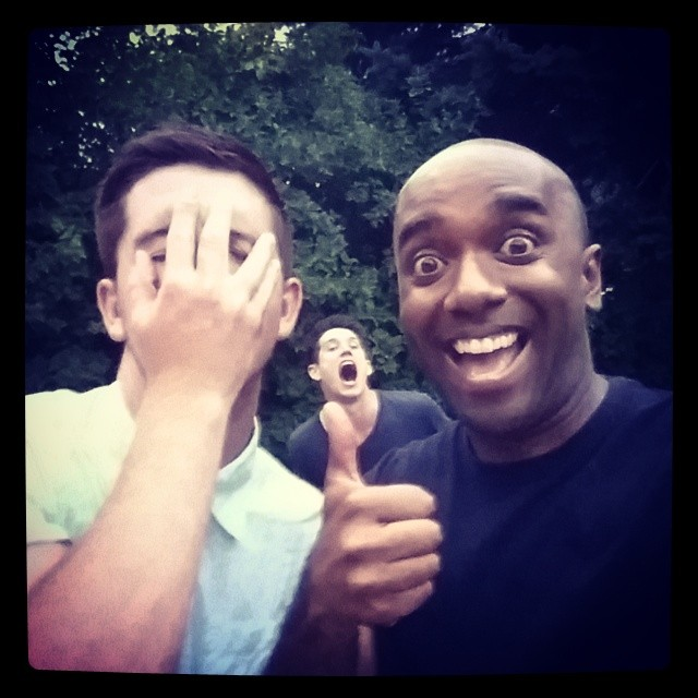 Musician selfie!  Muselfie! #selfiegram  #allthefilters