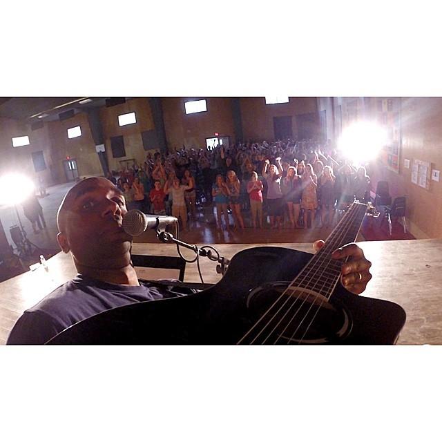 Teen camp #GoPro selfie!  Tecagofie! #selfiegram #nlbc
