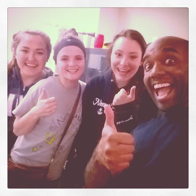 Jr Youth help-folk selfie!  Jryohelfolfie!  #selfiegram
