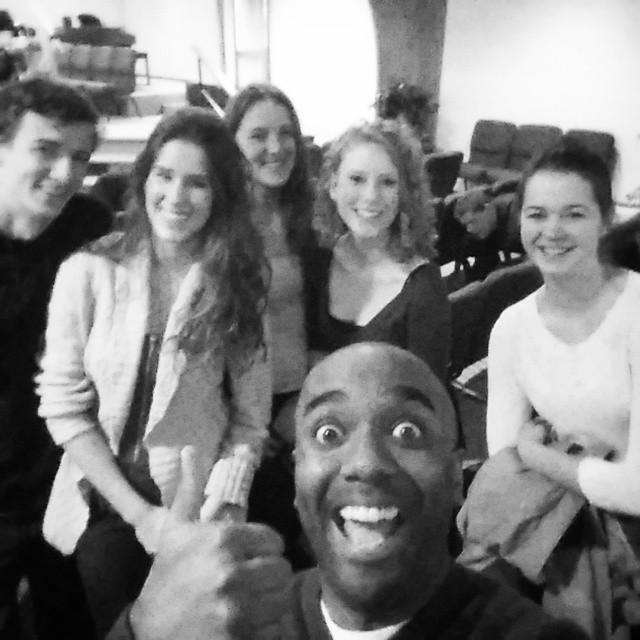 Mainly-younger-siblings selfie!  Mayosibelfie!  #selfiegram