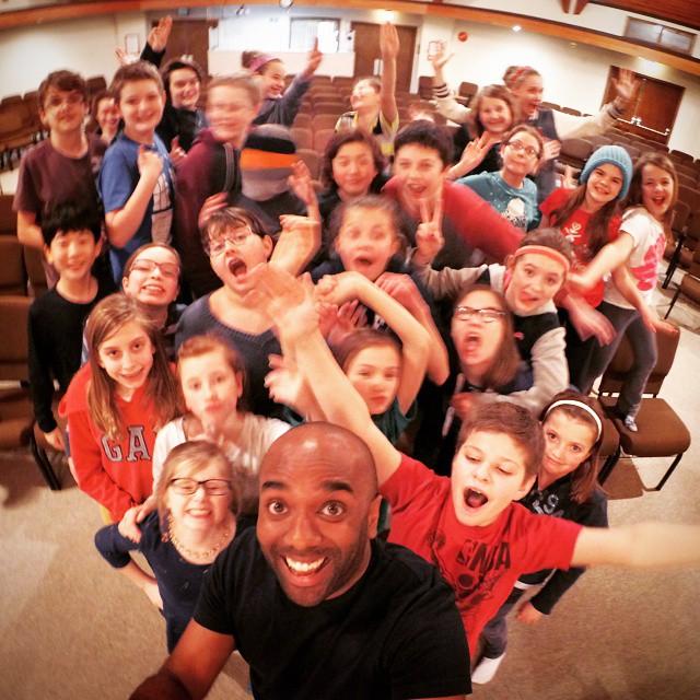 Yep, things got crazy again. (Jryouthfie!) #selfiegram  @wasblindb4