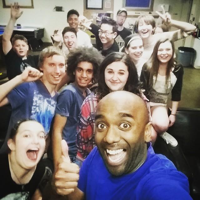 Pre-summer-break-youth-group selfie!  Presubreyogrelfie!  #selfiegram