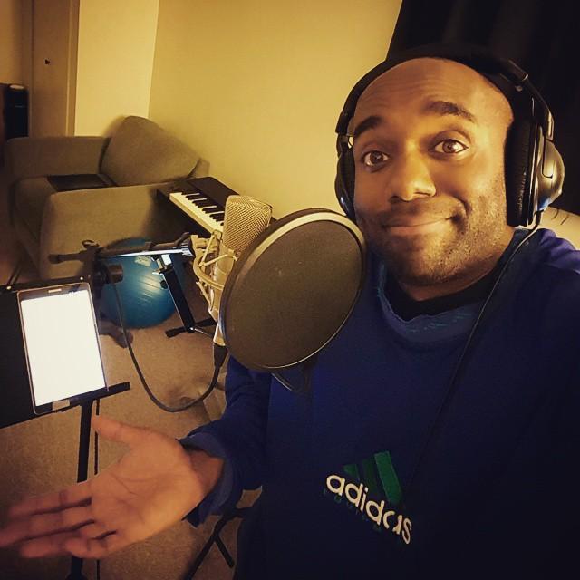 Recording selfie!  Notamazingfie!  #selfiegram #meh