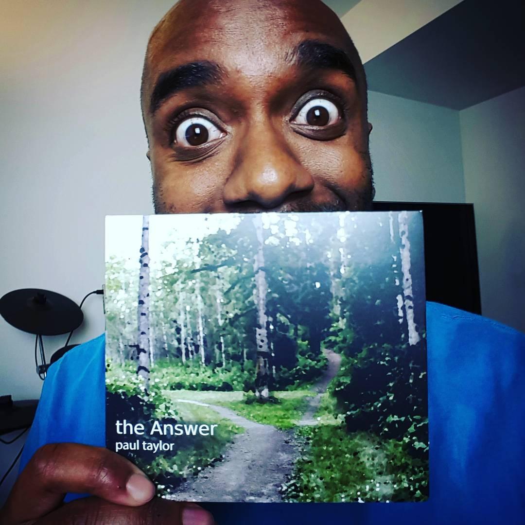 Compact disc selfie!! Comdiselfie!  #selfiegram http://gotgrip.com/theanswer