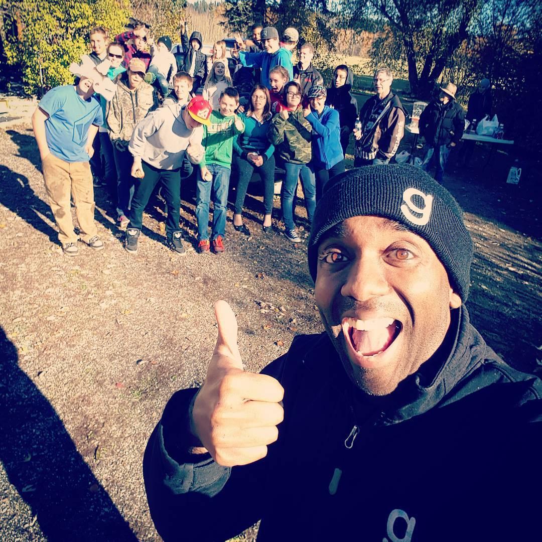 servepg selfie!  Servicelfie!  #selfiegram
