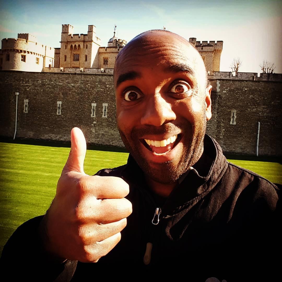 Tower of London selfie!  Tolelfie!  #selfiegram