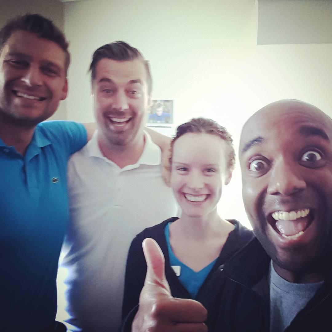 Financial Advisors selfie!  Finadelfie!  #selfiegram #getone #wouldrecommend