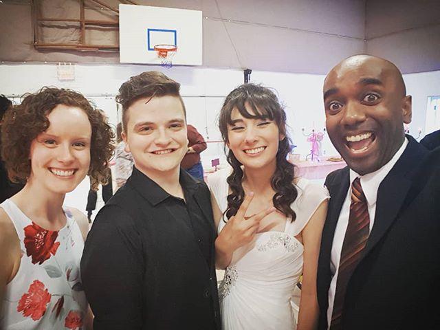 Wedding selfie!  Wedelfie! #selfiegram #theygrowupsofast