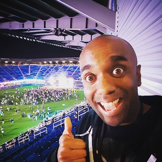 TwitchCon party selfie!  #twipelfie #oldguy #TwitchCon