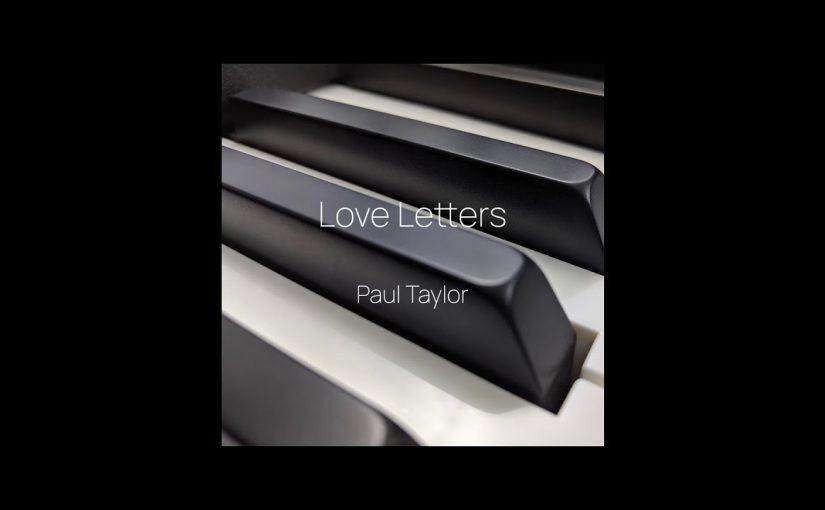 Paul Taylor – Different Language
